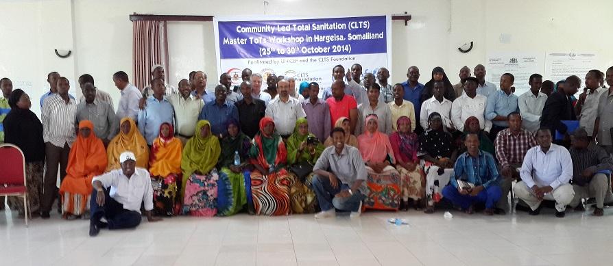 sanitation in somaliland