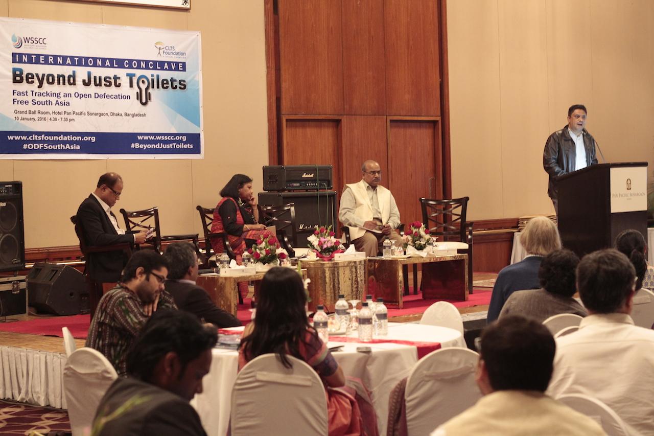Interview: CLTS Champion, Bangladesh