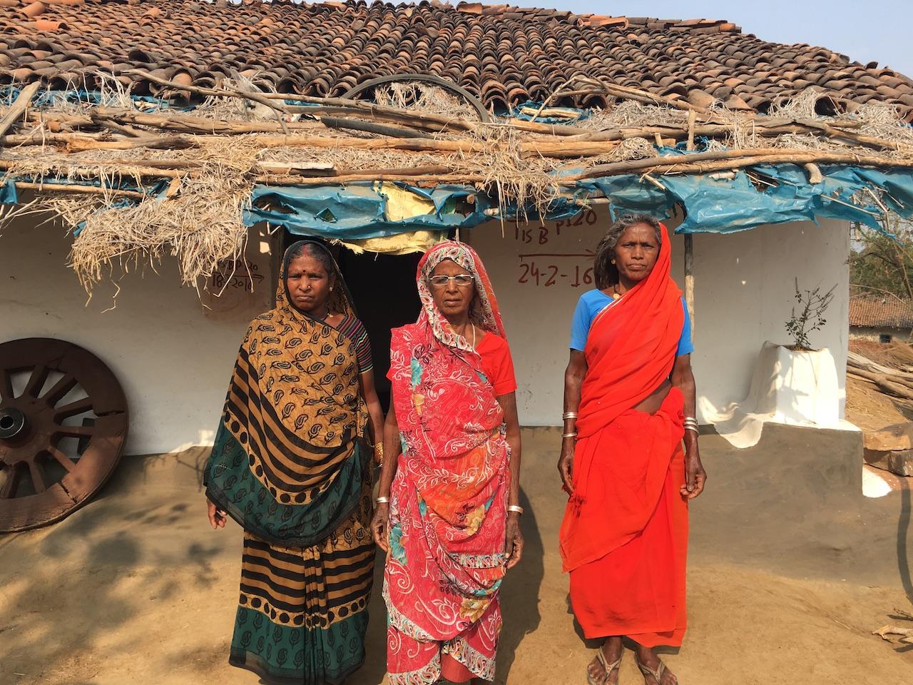 chhattisgarh – faces in the community – kk + ds 3