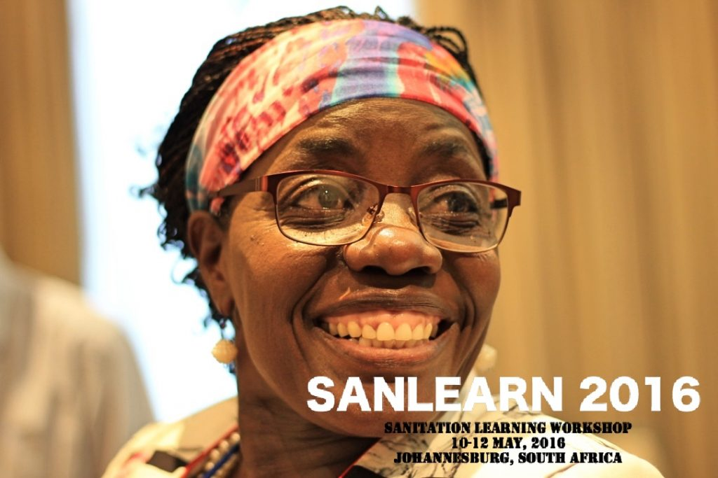SAN LEARN 2016 - sanitation