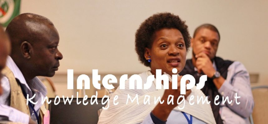 Apply for Knowledge Management Internships at CLTS Foundation