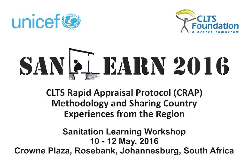 SAN LEARN Workshop - South Africa