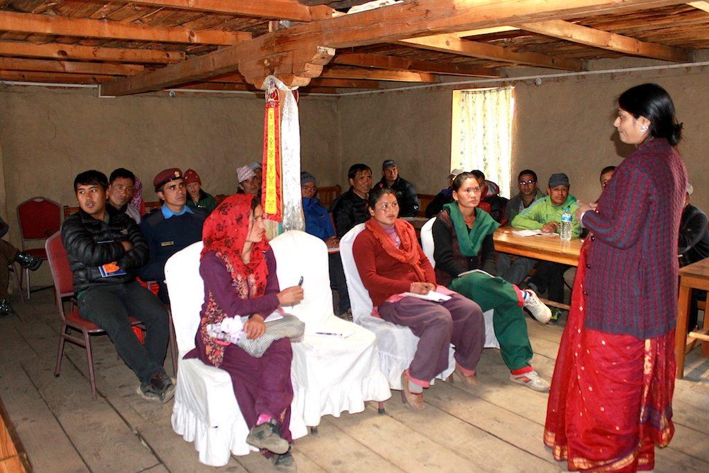 CLTS in Nepal