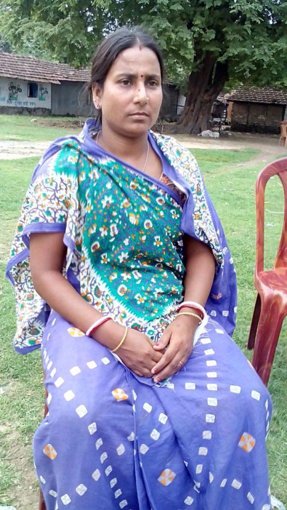 Gita Basfore. Photo: Sayantan Roy Chowdhury