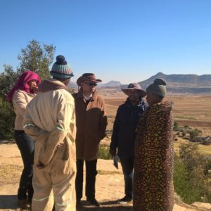 Ha Khupiso: The first Open Defecation Free village in Lesotho