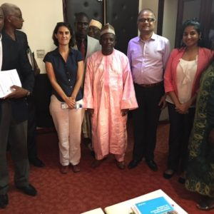 CLTS Foundation leads policy advocacy and capacity building to eliminate open defecation in Niger