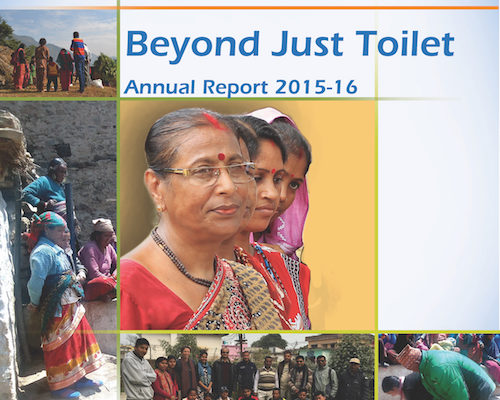 Annual Report 2015-16: CLTS Foundation