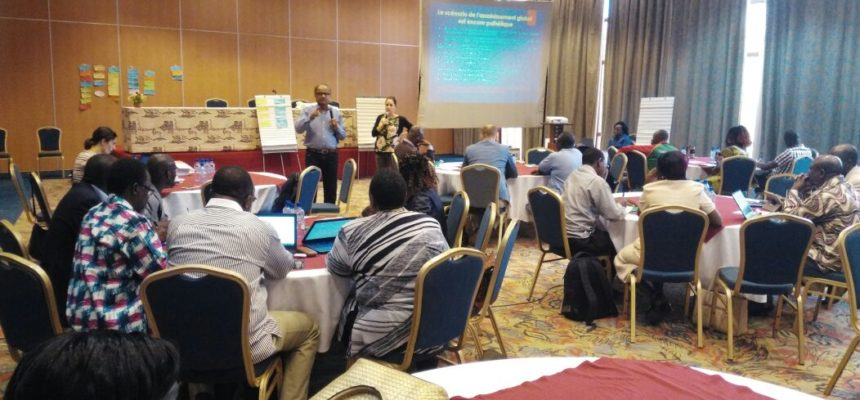 Renewed efforts to institutionalize CLTS in Burkina Faso