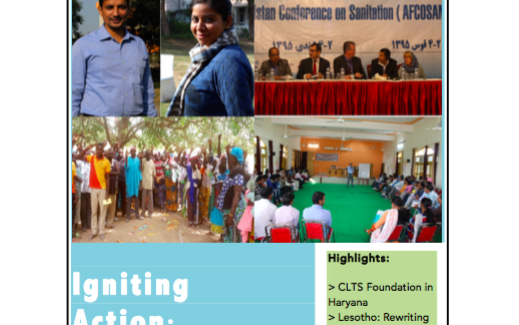 Newsletter | CLTS Foundation
