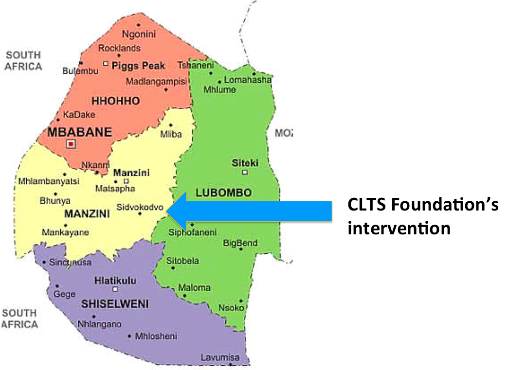 CLTS Foundation in Swaziland