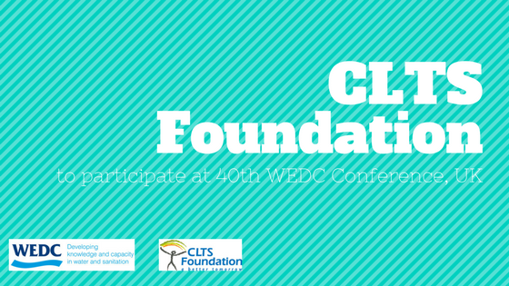WEDC Conference banner