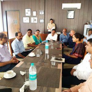 CLTS Foundation organizes Training of Trainers workshop on Community-Led Total Sanitation in Sitapur, Uttar Pradesh