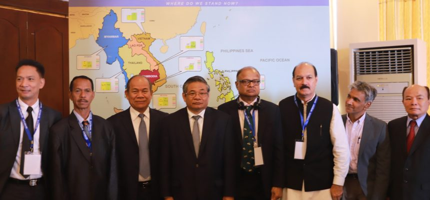 Regional Conference on CLTS in Cambodia calls for renewed momentum on access to sanitation in South East Asia