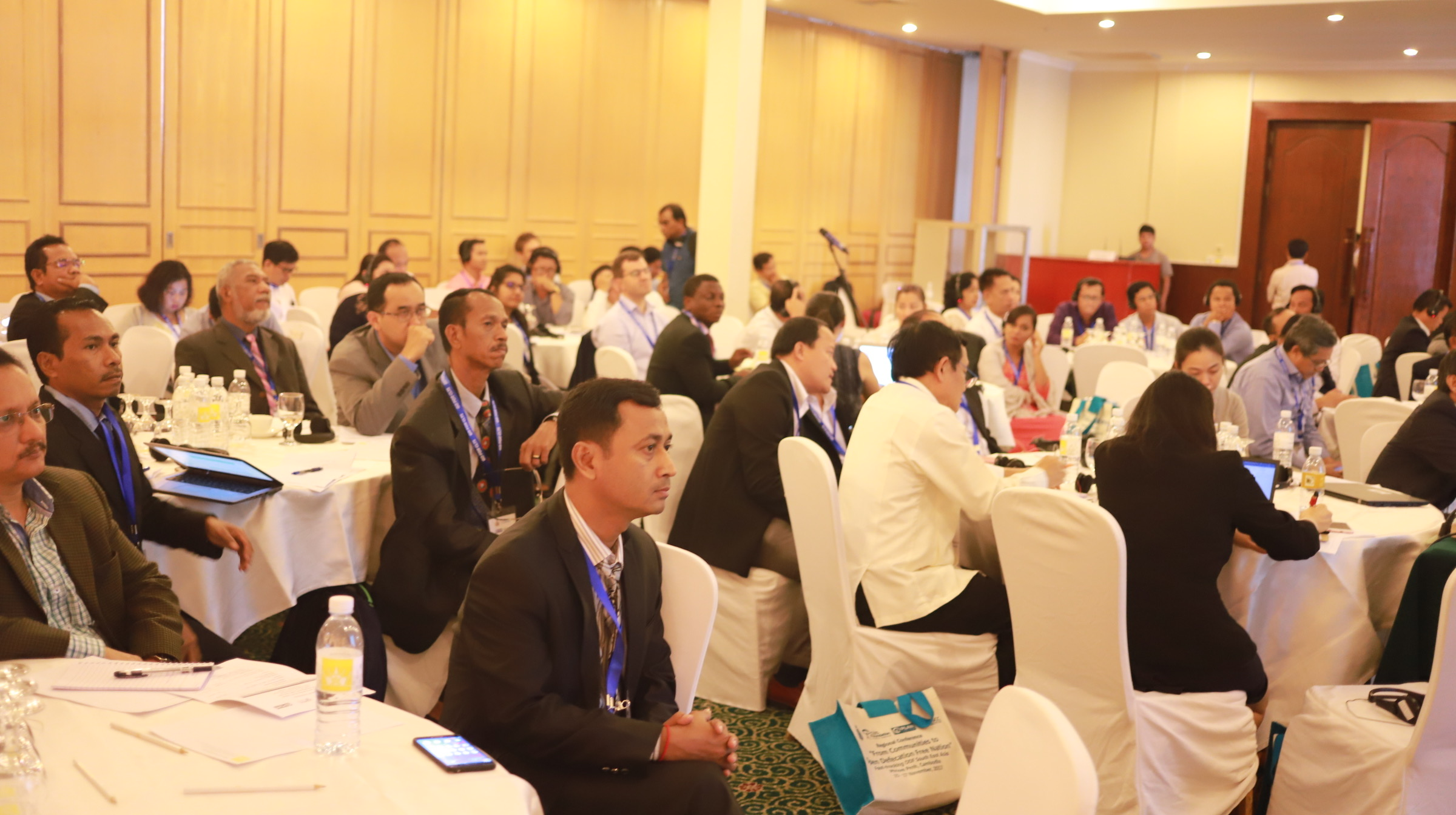 Regional Conference on CLTS in Cambodia calls for renewed momentum