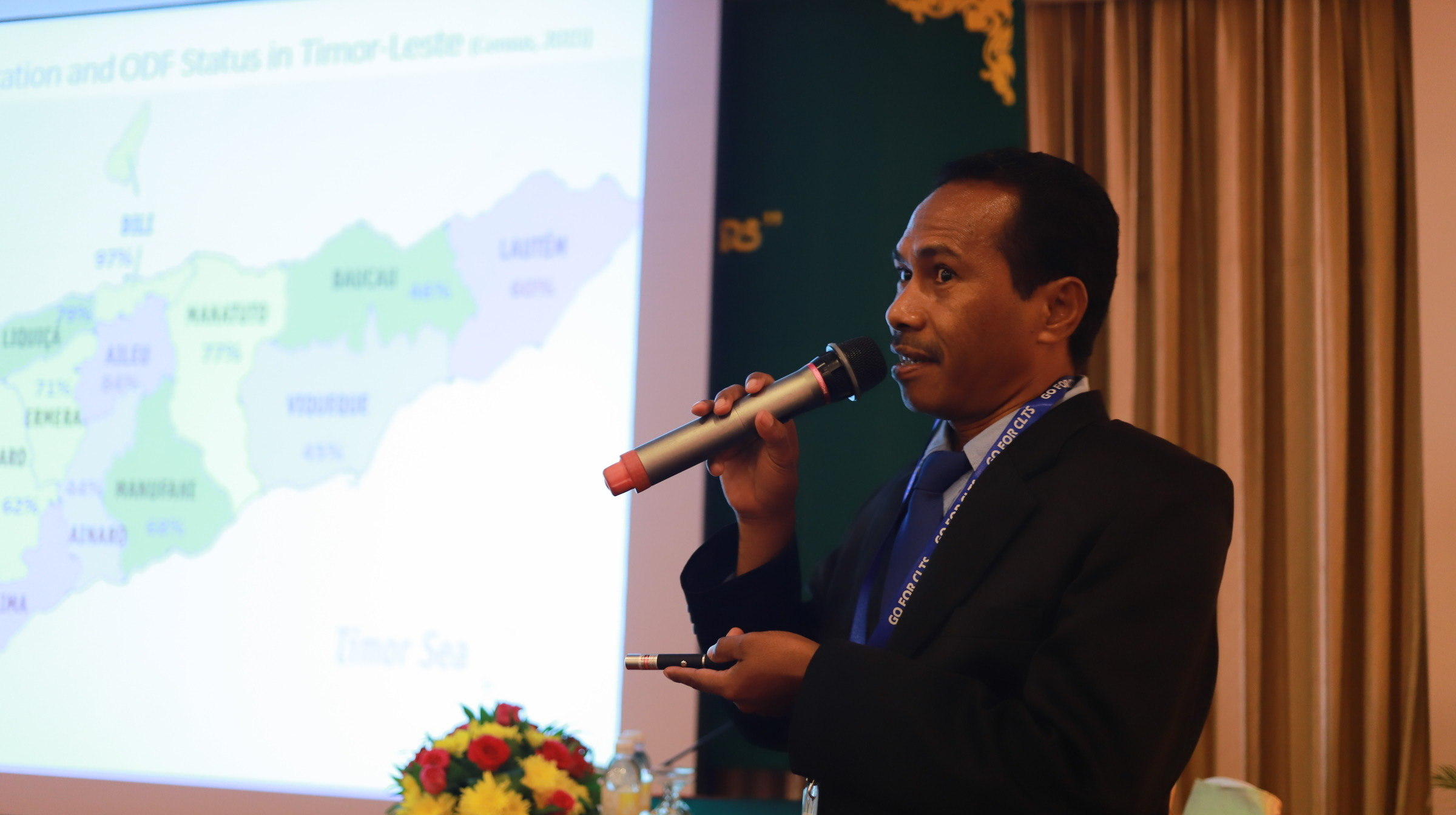 Regional Conference on CLTS in Cambodia