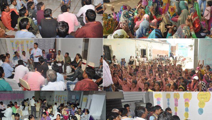 Training Workshop in Jhansi under Key Resource Centre (KRC) in Uttar Pradesh
