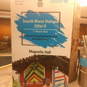 CLTS Foundation Participates in the Swacch Bharat Dialogue (Edition III)