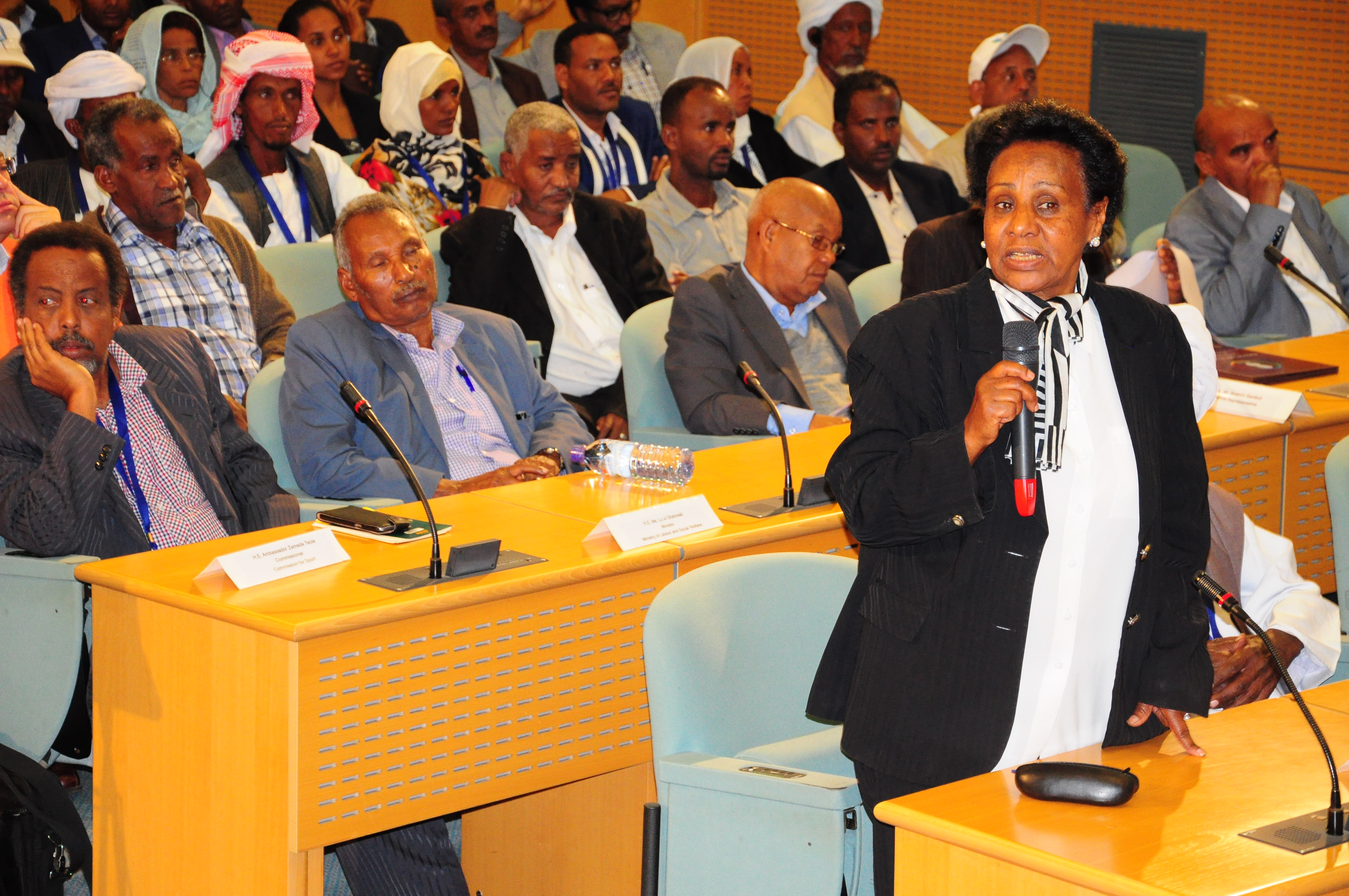 CLTS Foundation in National Sanitation Conference 2018, Eritrea