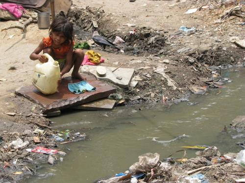 Children And Sanitation The Effects Of Open Defecation